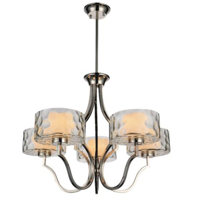 Lorri 5-Light Drum Chandelier