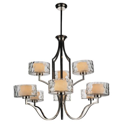 Lorri 9-Light Drum Chandelier