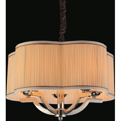 Serta 5-Light Drum Chandelier