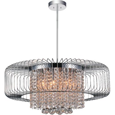 Gloria 10-Light Drum Chandelier