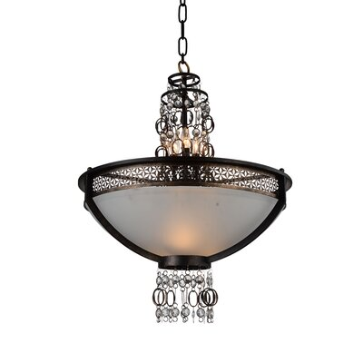 Pollett 6-Light Empire Chandelier