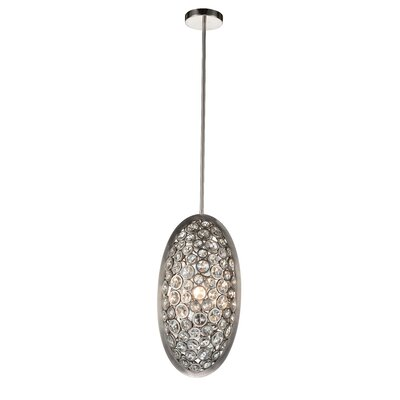 Wallula 3-Light Crystal Pendant