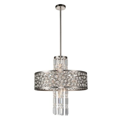 Wallula 12-Light Drum Chandelier