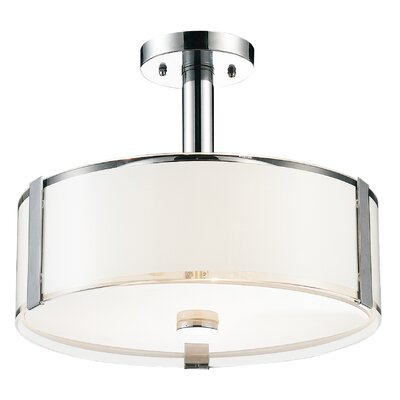 Lucie 5-Light Drum Chandelier