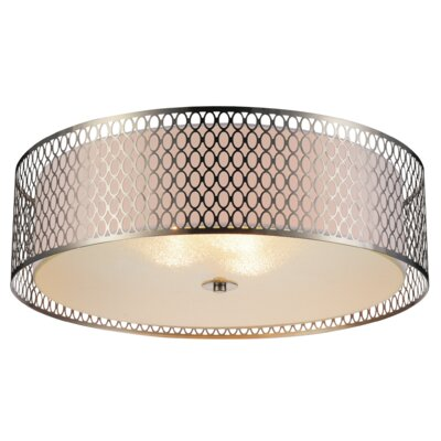 Mikayla 5-Light Flush Mount
