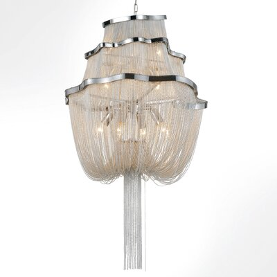 Secca 9-Light Chandelier