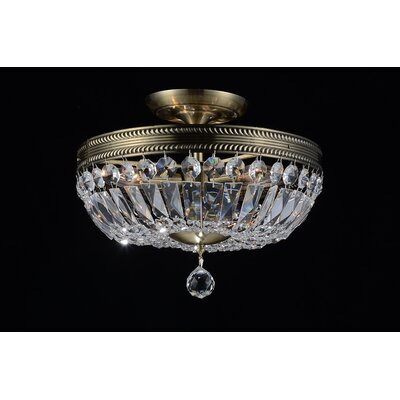 Cornelius 5-Light Semi Flush Mount