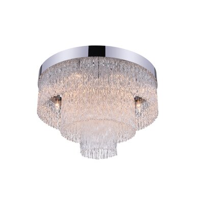 Carlotta 6-Light LED Flush Mount