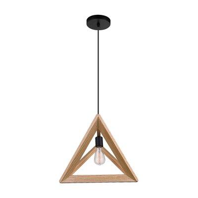 Lante 1-Light LED Geometric Pendant