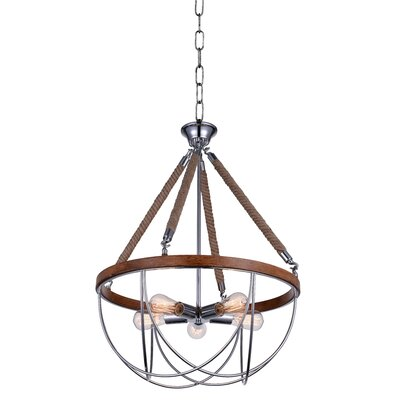 Parana 5-Light Mini Chandelier