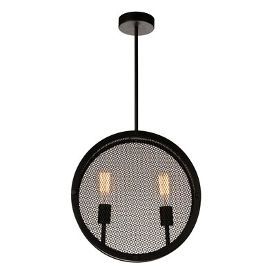 Tigris 2-Light Kitchen Island Pendant