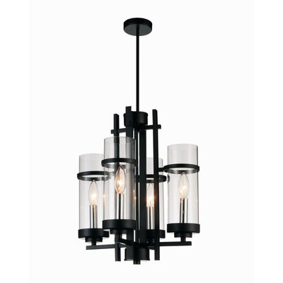 Sierra 4-Light LED Design Pendant