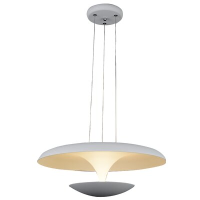 Aviva 1-Light LED Mini Pendant