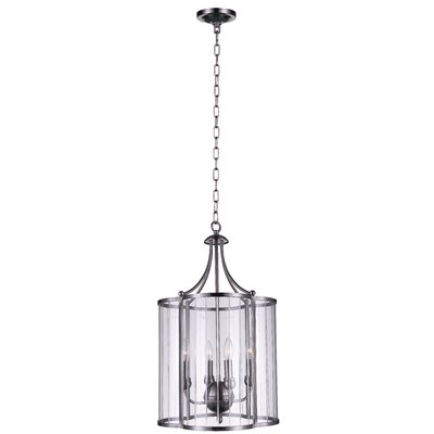Renishaw 4-Light Mini Chandelier