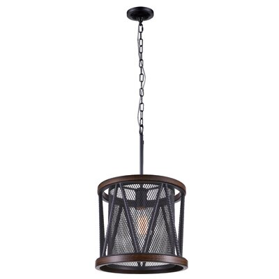 Parsh 1-Light Mini Pendant