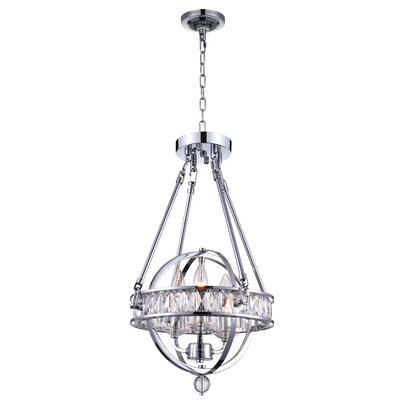 Arkansas 3-Light Mini Chandelier