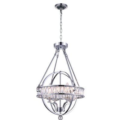 Arkansas 4-Light Mini Chandelier