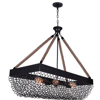 Mackenzie 6-Light Kitchen Island Pendant