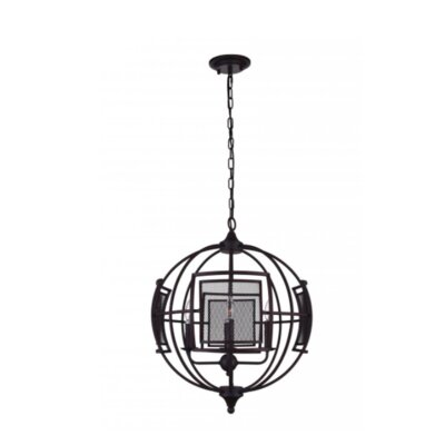 Alistaire 9-Light Globe Chandelier