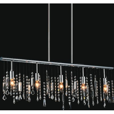 Janine 5-Light Crystal Chandelier