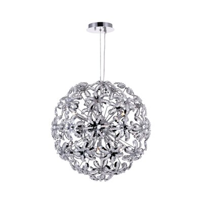 10-Light Globe Pendant