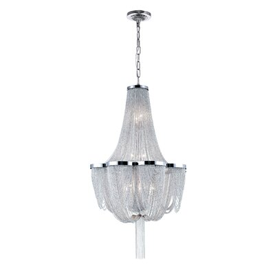 Taylor 10-Light Empire Chandelier