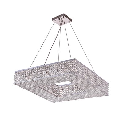 Dannie 12-Light Crystal Chandelier