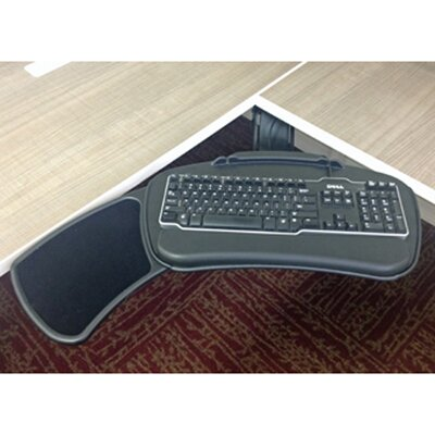 0.35 H x 21 W Desk Keyboard Tray