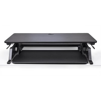 High Tide II 20 H x 35.4 W Standing Desk Conversion Unit