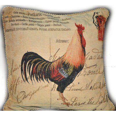 Postmarked With Love Cushion Cover