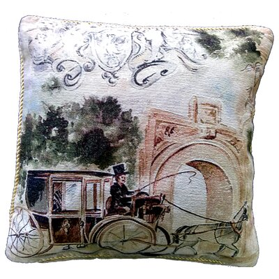 Afternoon Stroll Cushion Cover