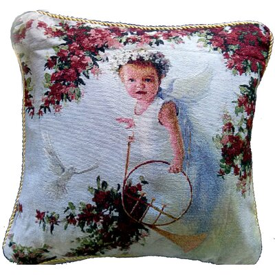 Cupids Horn Cushion Cover