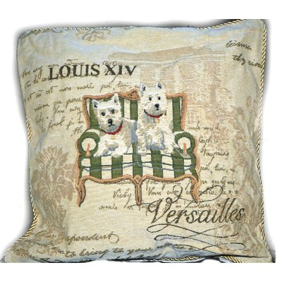 Royal Pawness Cushion Cover