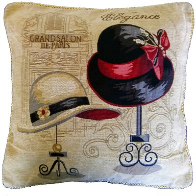 Window Shopping In Paris Pillow Case
