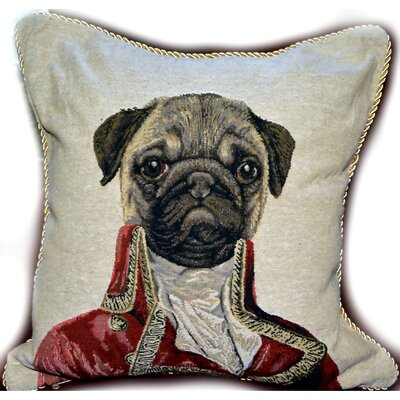 Napoleon Bowaparte Pillow Case