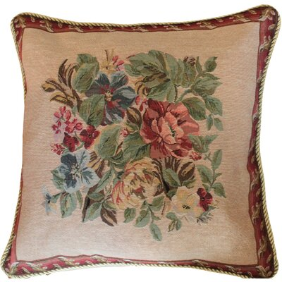 Yuletide Blossom Cushion Cover