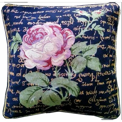 Solitary Rose Cushion Cover