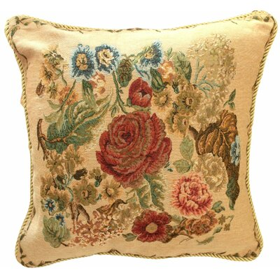 Morning Meadow Throw Pillow Cushion Cover