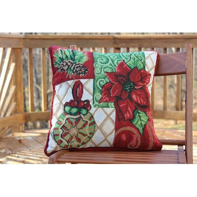 Tidings Decorative Cushion Throw Cover