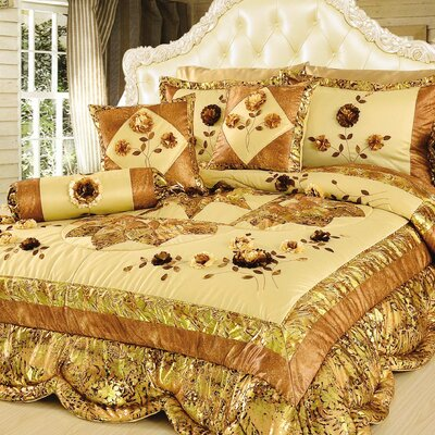 Autumn Sunset 6 Piece Comforter Set