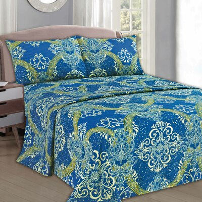 Star Gazing 1000 Thread Count Sheet Set Size: California King