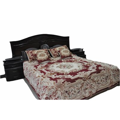 Rose Bedspread Set Size: Twin