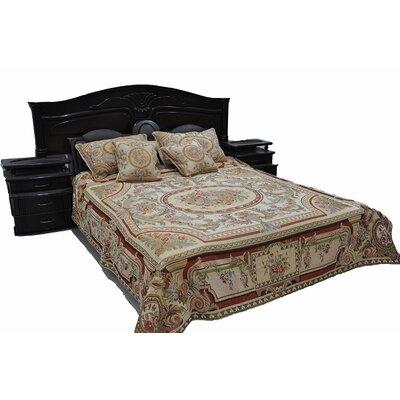 Roman Garden Bedspread Set Size: Twin