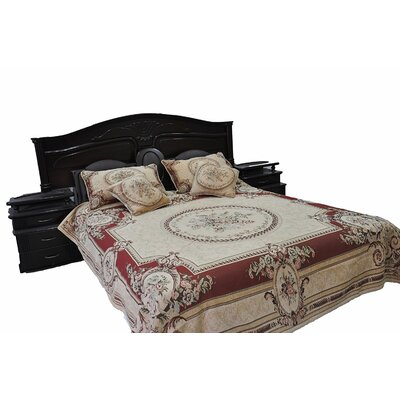 Garden Bedspread Set Size: Twin
