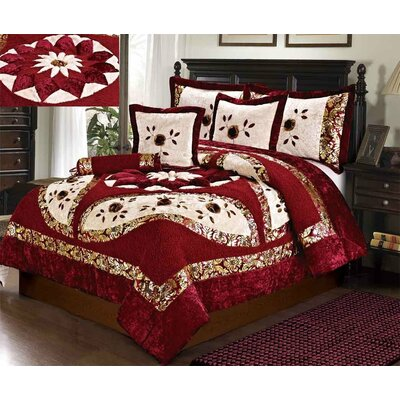North Star Comforter Set Size: California King