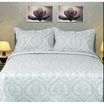 Moon Sky Bedspread Set Size: Twin