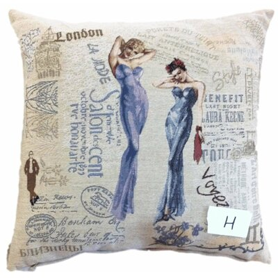 Girls Just Want to Have Fun Cushion Cover