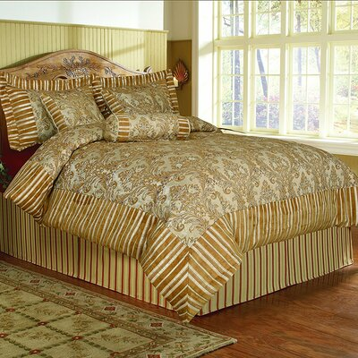 Falls End 6 Piece Comforter Set Size: King