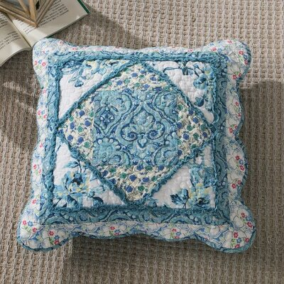 Petal Dance Cotton Pillow Cover