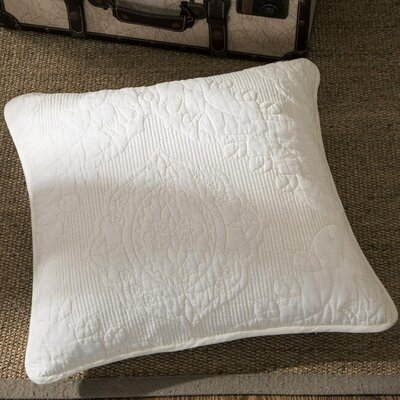 Powder Snow Cotton Pillow Cover